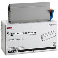 OKI Oki 4196300 Toner (Type C4), 10000 Page-Yield