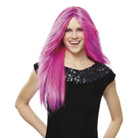 Seasonal Designs Rebel Witch Wig 3 Asst - Purple/Pink, Sea Foam Teal,Purple/Black/Green
