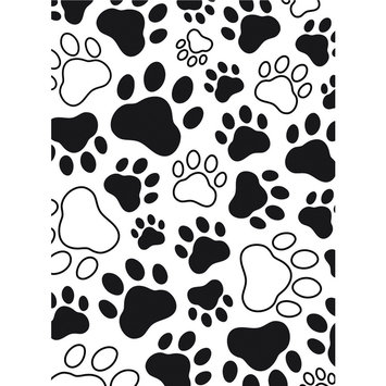 Darice Inc Darice Embossing Folder 4.25