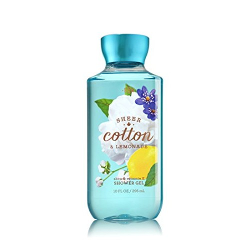 Bath & Body Works Signature Shower Gel Sheer Cotton & Lemonade