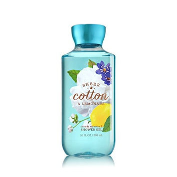 Bath & Body Works Signature Shower Gel Sheer Cotton & Lemonade