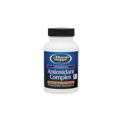 The Vitamin Shoppe  ANTIOXIDANT COMPLEX