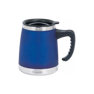 Trudeau Corporation 15 Oz. Umbria Desk Mug in Blue