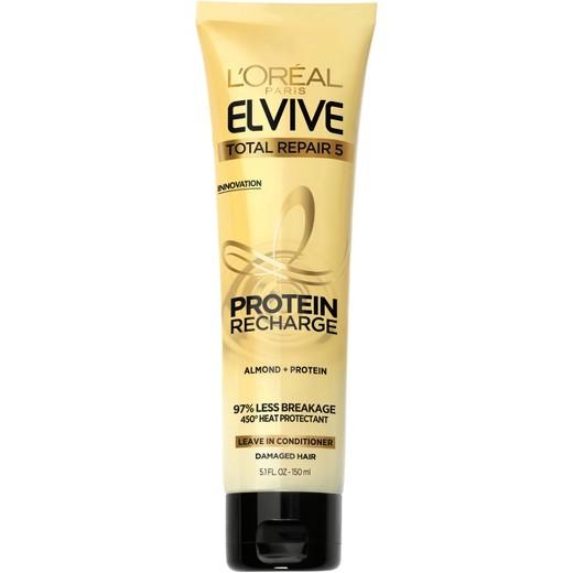 L'Oreal Paris Elvive Total Repair 5 Protein Recharge Leave In Conditioner 5.1 fl. oz. Tube