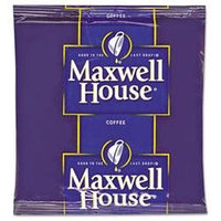 Fivstr MAXWELL HOUSE 395640 Coffee Filter Packs Regular .7 Oz 100/carton