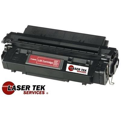 Laser Tek Services Compatible Toner Cartridge for the Canon L50 L-50 6812A001AA ImageClass D660 D680 D760 D860 D880