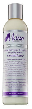 The Mane Choice® Heavenly Halo Herbal Hair Tonic & Soy Milk Deep Hydration Conditioner