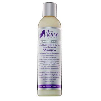 The Mane Choice® Heavenly Halo Herbal Hair Tonic & Soy Milk Deep Hydration Shampoo