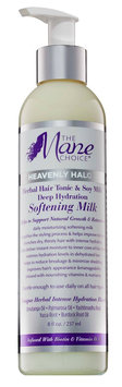 The Mane Choice® Heavenly Halo Herbal Hair Tonic & Soy Milk Deep Hydration Softening Milk