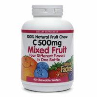 Natural Factors 100% Natural Fruit Chew C 500mg