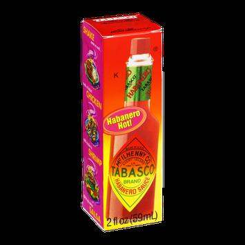 Tabasco Habanero Sauce