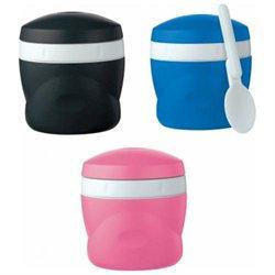 Thermos Foam Insulated Snak Jar - Blue or Black
