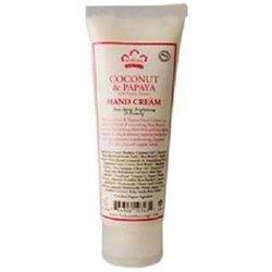 Nubian Heritage Hand Cream Coconut And Papaya - 4 oz