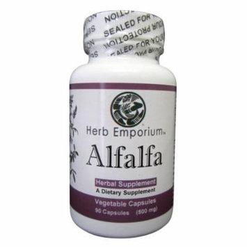 Alfalfa Capsules / Capsulas de Alfalfa 90ct
