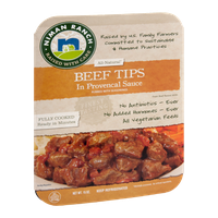 Niman Ranch All Natural Beef Tips in Provencal Sauce