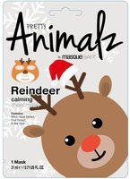 Masque Bar Pretty Animalz Reindeer Sheet Mask Gray