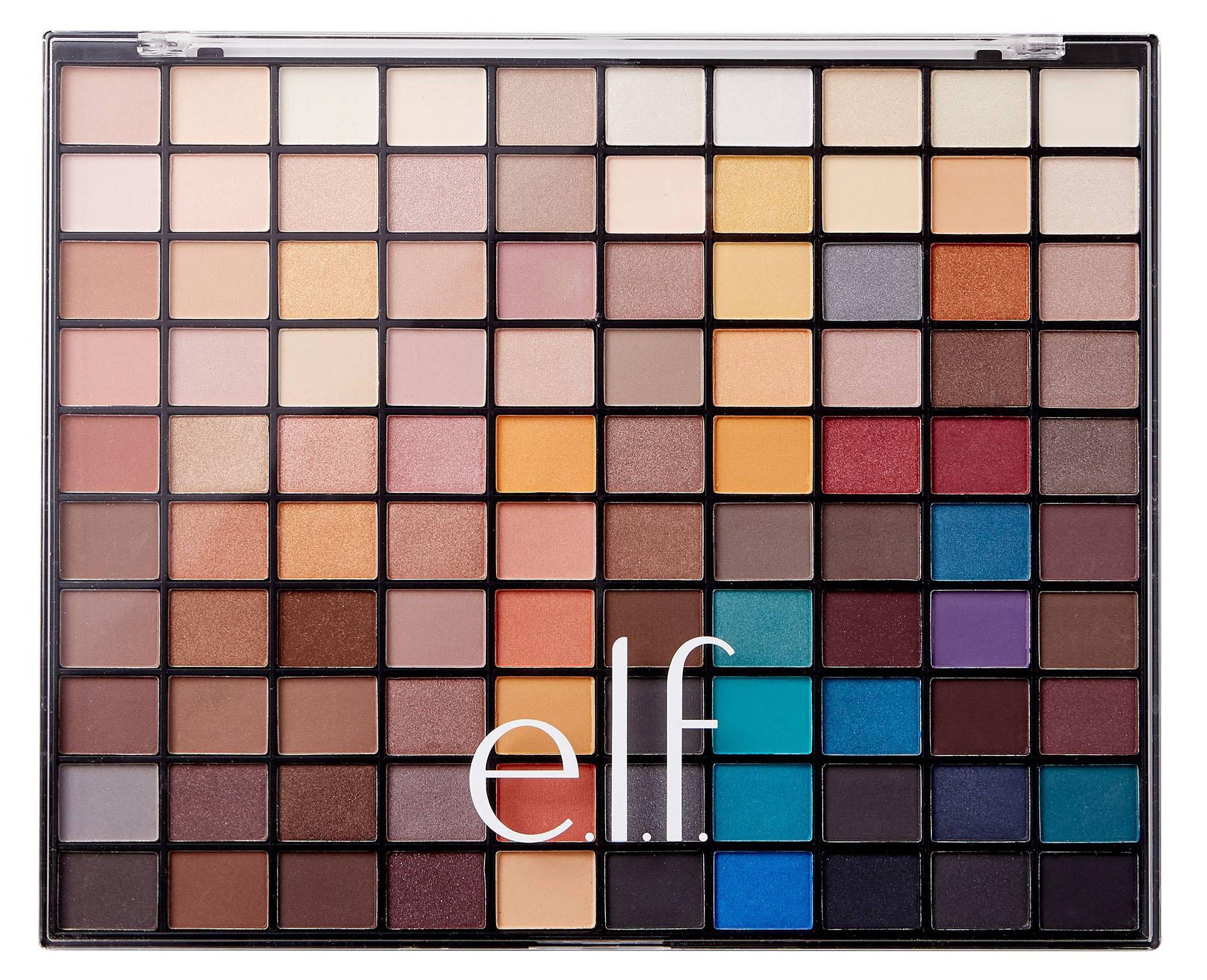 e.l.f. Cosmetics Holiday Total Eyeshadow Palette