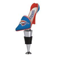 Oklahoma City Thunder Shoe Bottle Stopper