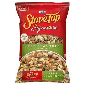 Stove Top Signature Herb Stuffing Mix