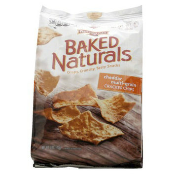 Pepperidge Farm® Baked Naturals Simply Cheddar Cracker Chips