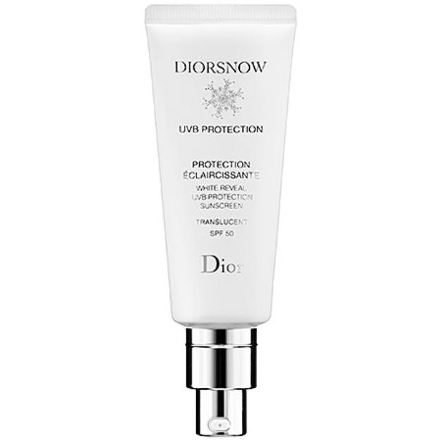 Dior snow White Reveal UV Shield SPF 50 1.3 oz
