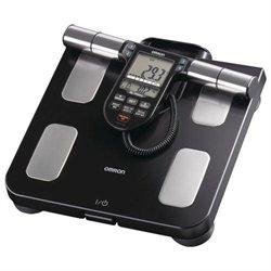 Omron Hbf-516b Full-body Sensor Body Composition Monitor Scale HBF516B