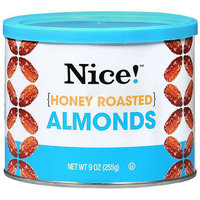 Nice! Honey Roasted Almonds
