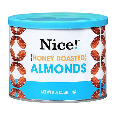 Nice! Honey Roasted Almonds