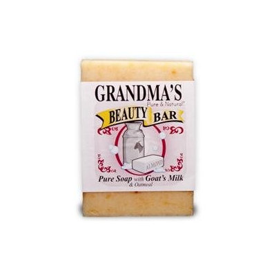 Remwood Products Co. - Grandma's Pure & Natural Beauty Bar Lavender/Oatmeal - 4 oz.