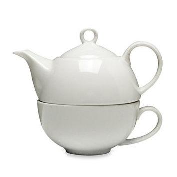 Primula 12 oz. Tea Pot and Cup Set