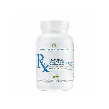 Roex Natural Collagen II Plus, Vegetable Capsules 90 ea