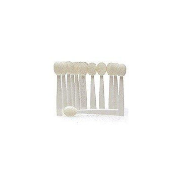 Mary Kay Sponge Eyeshadow Disposable Applicators - Pack of 15