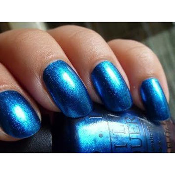 OPI Miss Universe 2011 Collection Swimsuit - Nailed It