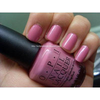 OPI Japanese Rose Garden Nail Lacquer F04