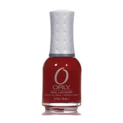Orly Nail Lacquer-Red Flare-0.6 oz