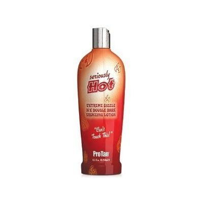Pro Tan Seriously Hot Extreme Sizzle Bronzer Tanning Lotion