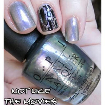OPI Nail Lacquer 'Not Like The Movies' Katie Perry Collection