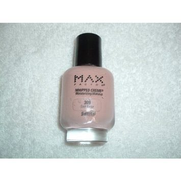 Max Factor Whipped Creme Makeup Foundation 1.2oz/35ml Classic Formula Pictured , #309 Cool Beige (Cool 3)