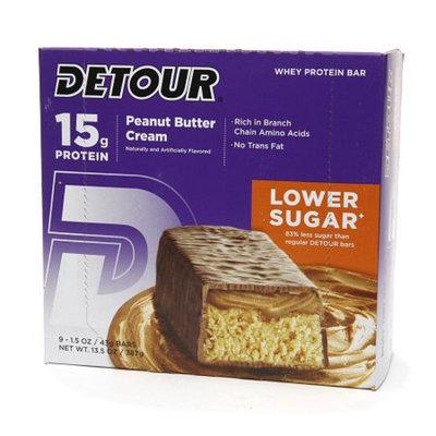 Detour 15g Whey Protein Bar