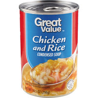 Great Value : Chicken With Rice Condensed Soup