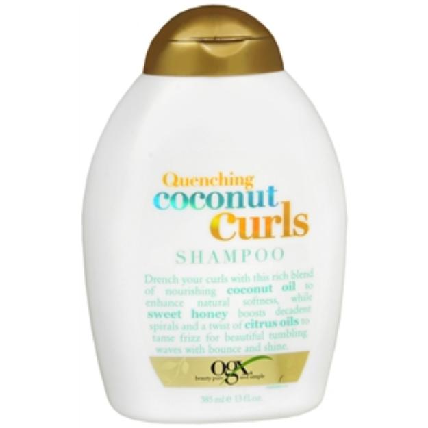 Ogx OGX Shampoo, Twisted Coconut, 13 fl oz