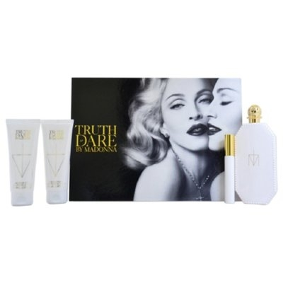 Madonna Truth or Dare Gift Set for Women, 4 Piece, 1 set