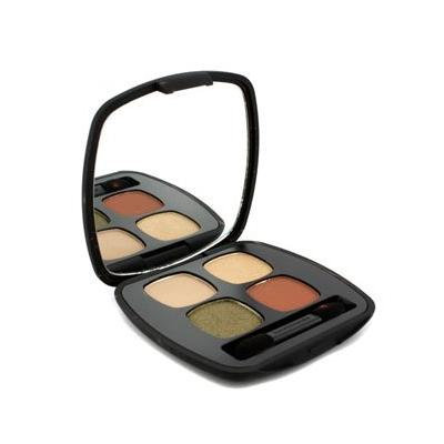 Bare Escentuals - BareMinerals Ready Eyeshadow 4.0 - The Rare Find (# Lost For Words, # Surreal, # Eureka, # Frisson) - 6g/0.21oz