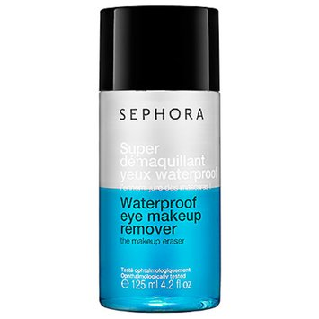 SEPHORA COLLECTION Waterproof Eye Makeup Remover 4.2 oz