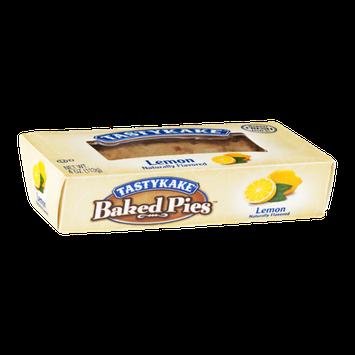 Tastykake Baked Pies Lemon