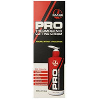 Image Sports Pro-Thermogenic Cutting Cream, 6-Ounce