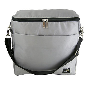 Kohls Jessica Bishop Jessie B Messenger Diaper Bag