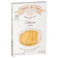 Sapori Di Casa Fettuccine Egg Pasta, 8.8-Ounce Boxes (Pack of 3)
