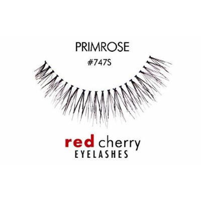 Red Cherry False Eyelashes (Pack of 10 pairs) (747S)