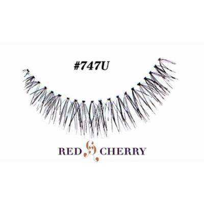 Red Cherry False Eyelashes (Pack of 10 pairs) (747U)